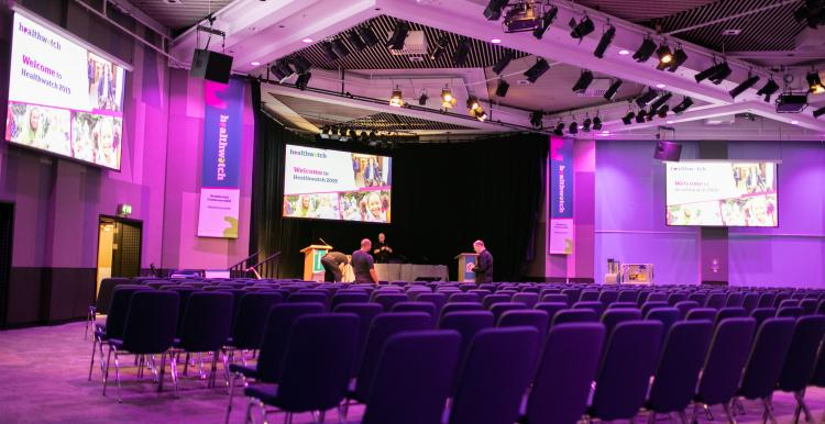 Healthwatch Conference 2019