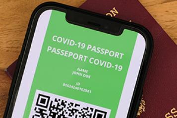 covid passport