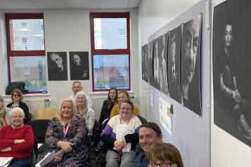 Picture of Healthwatch Wigan and Leigh Open Board Meeting