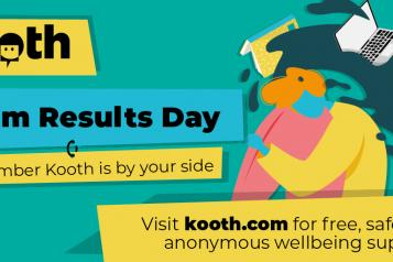 kooth poster