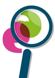 branded magnify glass